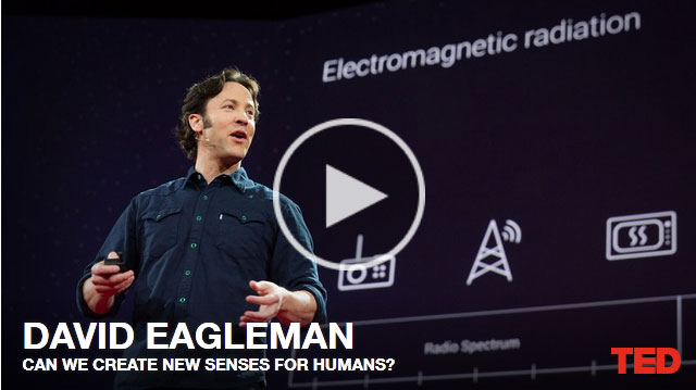 New senses for humans
